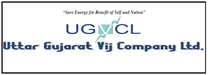 Uttar Gujarat Vij Company Limited (UGVCL) logo